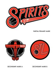 Image result for Spirits of St. Louis basketball image