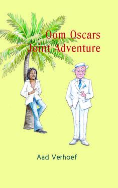 Boekcover 'Oom Oscars Joint Adventure'