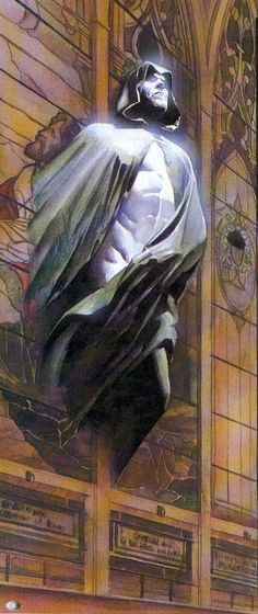 The Spirit of Vengeance, The The Avenging Wrath of God... The Spectre by Alex Ross