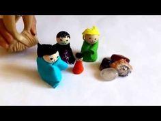 Raus aus der Opferrolle - Tonnen Erleichterung mit einer Mini-Familienaufstellung - YouTube
