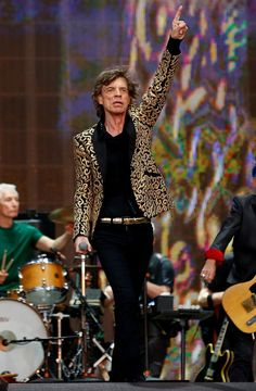 In Honor of Mick Jagger's 70th Birthday: 21 Pictures That Prove He's Still Got It - Mick Jagger - Zimbio