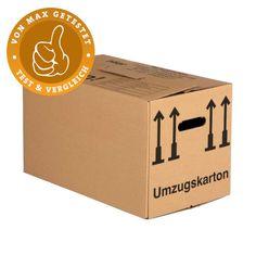 Billige Umzugskartons günstig Test von OBI IKEA Baumarkt