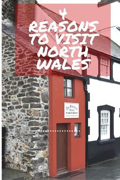 4 Reason's Why You Need to Explore North Wales. Castles, lore, beautiful scenery and national parks all await you.  - Girl Out-of-Bounds