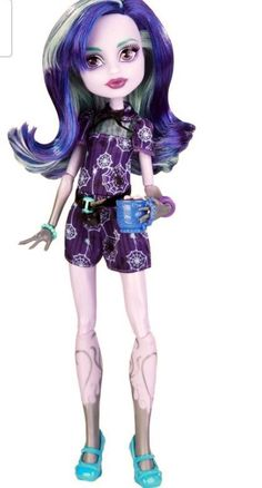 Monster High Coffin Bean TWYLA  NEW Just Released