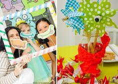 child birthday monster theme | .monster themed birthday party,monsters birthday party,kids birthday ...