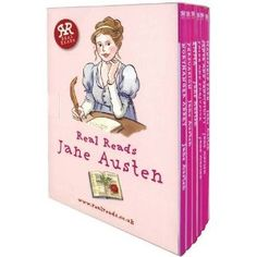 Austen 6-book boxed set (Real Reads)