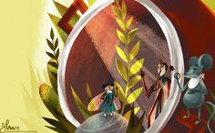 "Popatrz na ten projekt w @Behance: """"Zunzarina palata"""" https://www.behance.net/gallery/30841131/Zunzarina-palata"