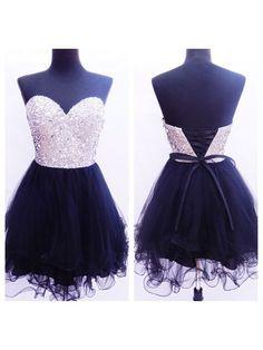 Short Prom Dress,Sweetheart Prom Dress,Tulle Prom Dress,Homecoming Dress