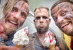 "For ""Vikings"", they have really nice teeth lol. Poor Floki lol."