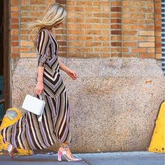 Kate Foley wears our #FW15 dress. #SUNONY
