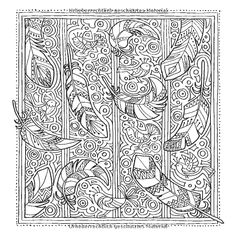 Die 45 Besten Bilder Von Zencolor Coloring Pages Color Pencil