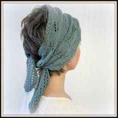 Knitted Head Scarf Pattern : 1000+ images about knit on Pinterest Knitting Patterns, Toys and Leg Warmers