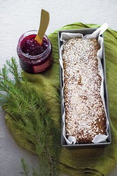 Naturligt glutenfri kavring med lingon » Malins driftigheter Grain Free, Dairy Free, Bread Baking, Gluten Free Recipes, Free Food, Acai Bowl, Paleo, Goodies, Food And Drink
