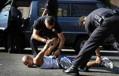 lapd-racial-profiling1.jpg?w=420 BLAME THAT ON THE BLACK MAN TOO, you do EVERYTHING ELSE.