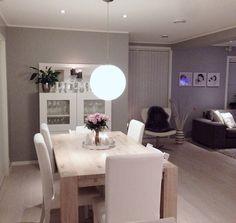 AnnyWi Deko Wohnung Ikea Ingatorp Esszimmer Wohnzimmer Landhausstil Shabby  Vintage | Kitchen/ Dining Room Inspiration | Pinterest | Shabby Vintage, ...