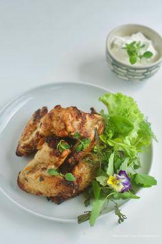Friggere (quasi) senza olio: 3 ricette golose per cena - il fior di cappero Actifry, Tandoori Chicken, 3, Ethnic Recipes, Food, Dinner, Essen, Meals, Yemek