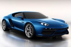 Asterion LPI 910-4 hybrid hypercar concept ... Take a Huracán, add three electric motors and a new shape and presto! You've got Lamborghini's latest concept car.