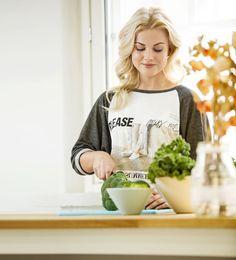 Tällainen on Janni Hussin ruokavalio – lue fitnessurheilijan ruokapäiväkirja