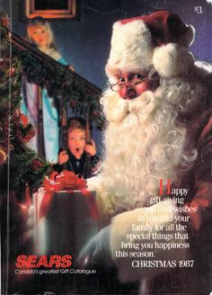 Sears Xmas catalogue, spent hours in this book..