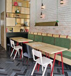 PB studio designs fixed restaurant venue for carmnik food truck
