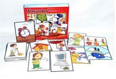 Trabajamos la compresión lectora con los párrafos absurdos. Speech Language Therapy, Speech And Language, Spanish Class, Teaching Spanish, Expresso, Classroom Management, Funny Pictures, Activities, Baseball Cards