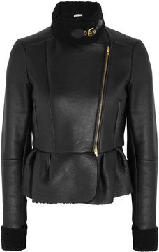 ShopStyle.com: Miu Miu Shearling jacket Sold Out