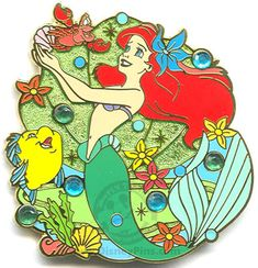 Disney's The Little Mermaid - Ariel, Flounder and Sebastian