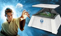 Star Wars Science Force Trainer II Brain-Sensing Hologram Electronic Game (works with select iPad and Android Tablets) Star Trek, Rey Star Wars, Star Wars Jedi, Ecommerce, Baby Daddy Shirt, Baby Alive Food, Giant Star, Science Toys, Weird Science