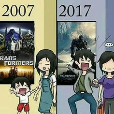"Polubienia: 3,039, komentarze: 308 – Ramdeen Productions (@transformers_database) na Instagramie: ""This is exactly what it feels like . How old were you when TF1 came out and how and are you now?…"""