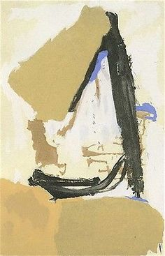 P ROBERT MOTHERWELL (1915-1991) A leading exponent of American abstract expressionism, Robert Motherwell has served as a vital spokesman for the avant-garde of the mid-twentieth century. He introduced