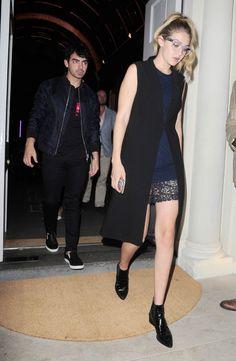 Gigi Hadid & Joe Jonas