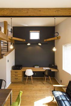Ideas Dormitorios, Kids Room Wallpaper, House Rooms, Interior Inspiration, Home Office, Corner Desk, Home Goods, House Design, Bedroom