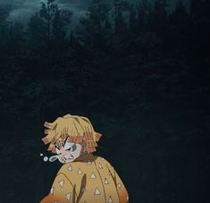 Animated gif discovered by White. Find images and videos about gif, anime and anime boy on We Heart It - the app to get lost in what you love. Manga Anime, Anime Demon, Anime Art, Demon Slayer, Slayer Anime, Clannad, Zenitsu Kimetsu No Yaiba, Yellow Aesthetic Pastel, Card Captor