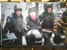 Andy G V is Vendetta @SpyFinch  9 хв #Ukraine #UkraineProtest #ukraineprotests #uarevolution #uanews #ua #Ukraina #ukrainianfreedom #euromaidan #ukr pic.twitter.com/lgzAXbR3vT