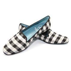 Black Gingham Shoes love them!