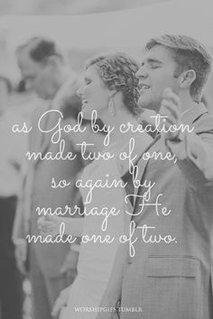 Love this so much. Definitely going to use this quote at my wedding.
