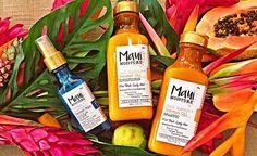 Endlich! Das Haarpflege-Label Maui Moisture gibt es jetzt auch bei uns zu kaufen!