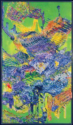 Roy Lerner, When She's Alone She Cries, 1995, Fischtein Fine Art