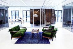 2ML   Amsterdam Offices - white floors
