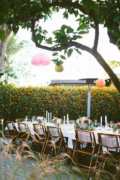 the perfect outdoor party #decor #styling #festa #party