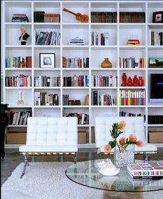 Modern Built In Bookshelves custom bookcases ny | built-in bookshelves | fine cabinetry