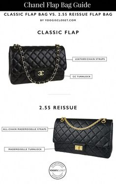 7407d45ae36a The REAL Story Behind The Chanel 2.55 Flap Bag