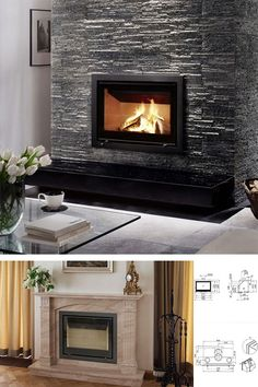 Spartherm Linear XL 900 Inset Wood Burning Stove