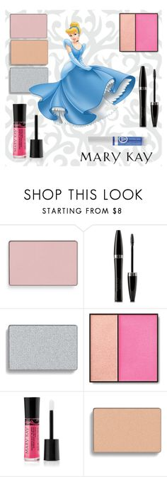 Cinderella Mary Kay Color by taylormarie213 on Polyvore featuring beleza and Mary Kay