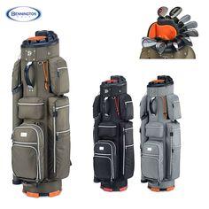 Bennington Golf bag Men's Espresso Cart bag A Specialist of Golf Clubs Protection  Free shipping