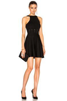 da7017f707d04 Cushnie et Ochs Mini Dress in Black