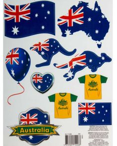Kangaroo australian animal inflatable party for Australia day decoration