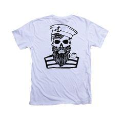 d2981ffb1 Bad pirate organic cotton crew neck tshirt. Organic CottonSpun CottonHigh  Quality T ShirtsUnited ...