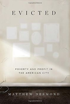 "Evicted Poverty and Profit in the American City by Matthew Desmond  #Evicted #Poverty #and #Profit #in #the #American #City #by #Matthew #Desmond  Price -------------------------------------------- Kindle     $20.05 Hardcover  $16.83 --------------------------------------------   From Harvard sociologist and MacArthur ""Genius"" Matthew Desmond, a landmark work of scholarship and reportage that will forever change the way we look at poverty in America"