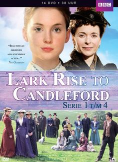 Lark Rise To Candleford - Compleet Series 1 t/m 4